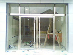 玻璃门-004