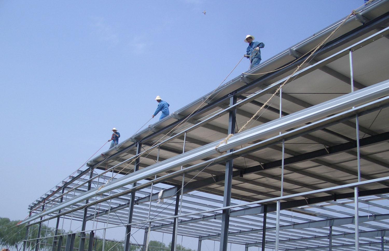 轻型钢结构-002