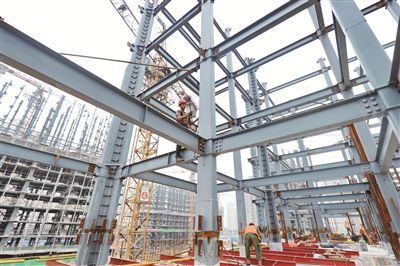 轻型钢结构-001